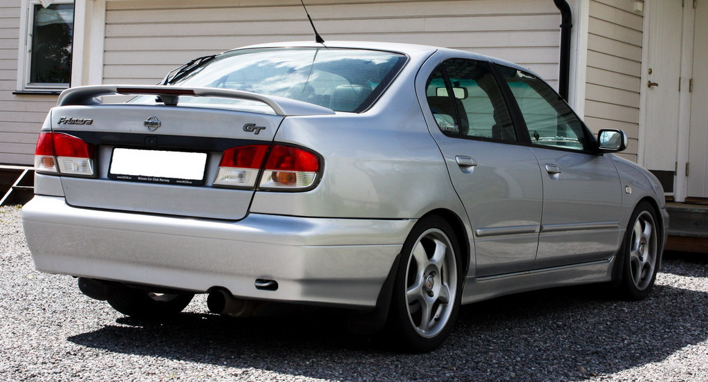 Tobyt Gt 1999 Nissan Primera Specs Photos Modification