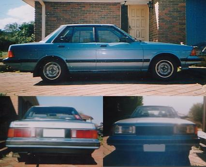 Another Gokhan 1984 Nissan Maxima post... - 3628234