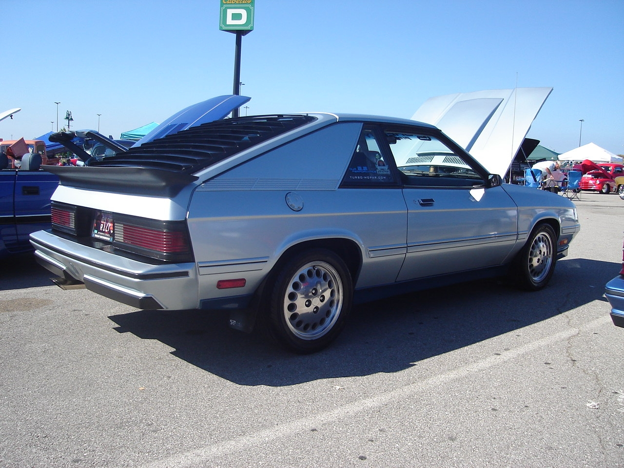 Another shelbyturismo 1985 plymouth turismo post 15547132