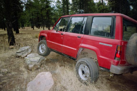 Another OffRoadTrooper 1989 Isuzu Trooper post... - 3632518