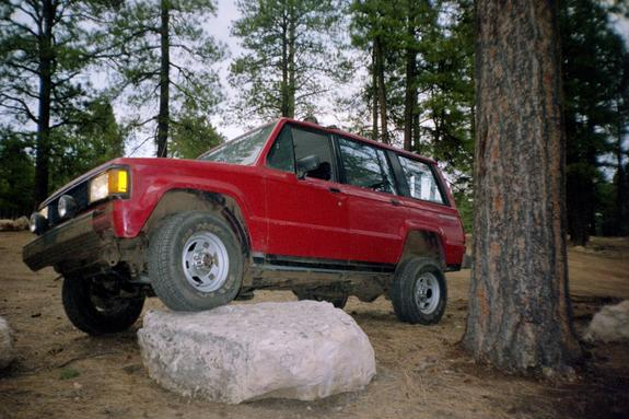Another OffRoadTrooper 1989 Isuzu Trooper post... - 3632520
