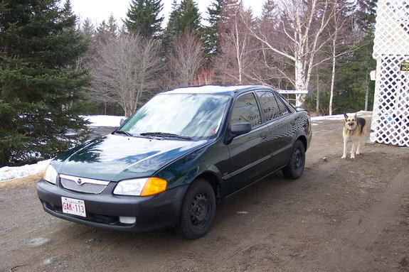 Another protege_racer 2000 Mazda Protege post... - 3636443