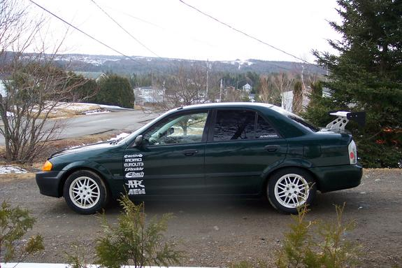 Another protege_racer 2000 Mazda Protege post... - 3636453
