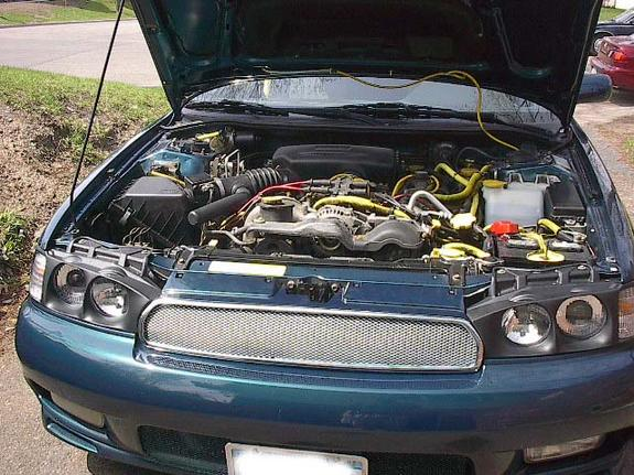 Another StPSuBe 1998 Subaru Legacy post... - 3636177