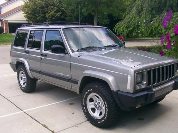 Jawz142 2000 Jeep Cherokee Specs Photos Modification