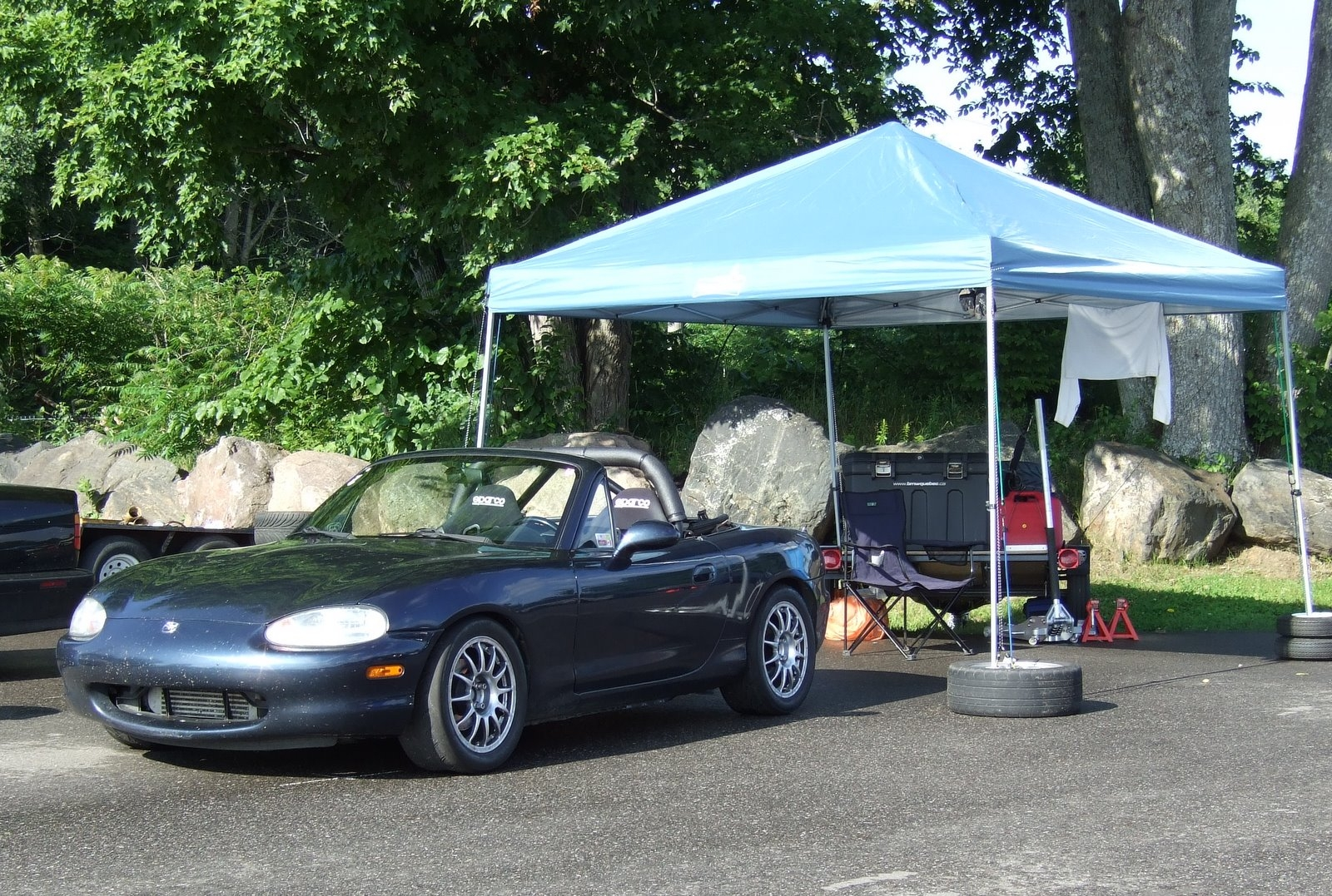 Another Wello 2000 Mazda Miata MX-5 post... - 3641803
