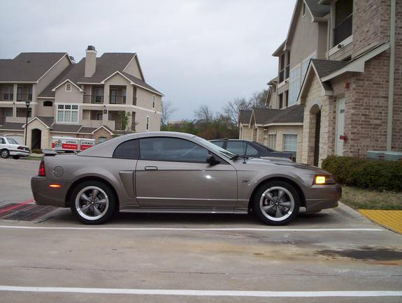 Hawse771 S 2002 Ford Mustang In Frisco Tx