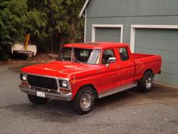 crewcabzs 1978 Ford F150 Regular Cab