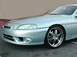 Neeed4Speeds 1995 Lexus SC