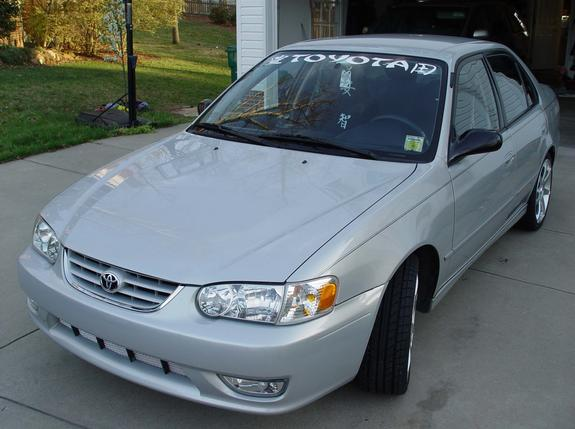 Another johnnnnn 2001 Toyota Corolla post... - 3656788