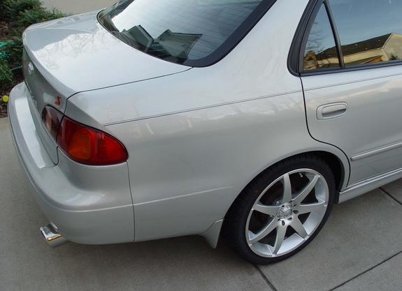 Another johnnnnn 2001 Toyota Corolla post... - 3656789
