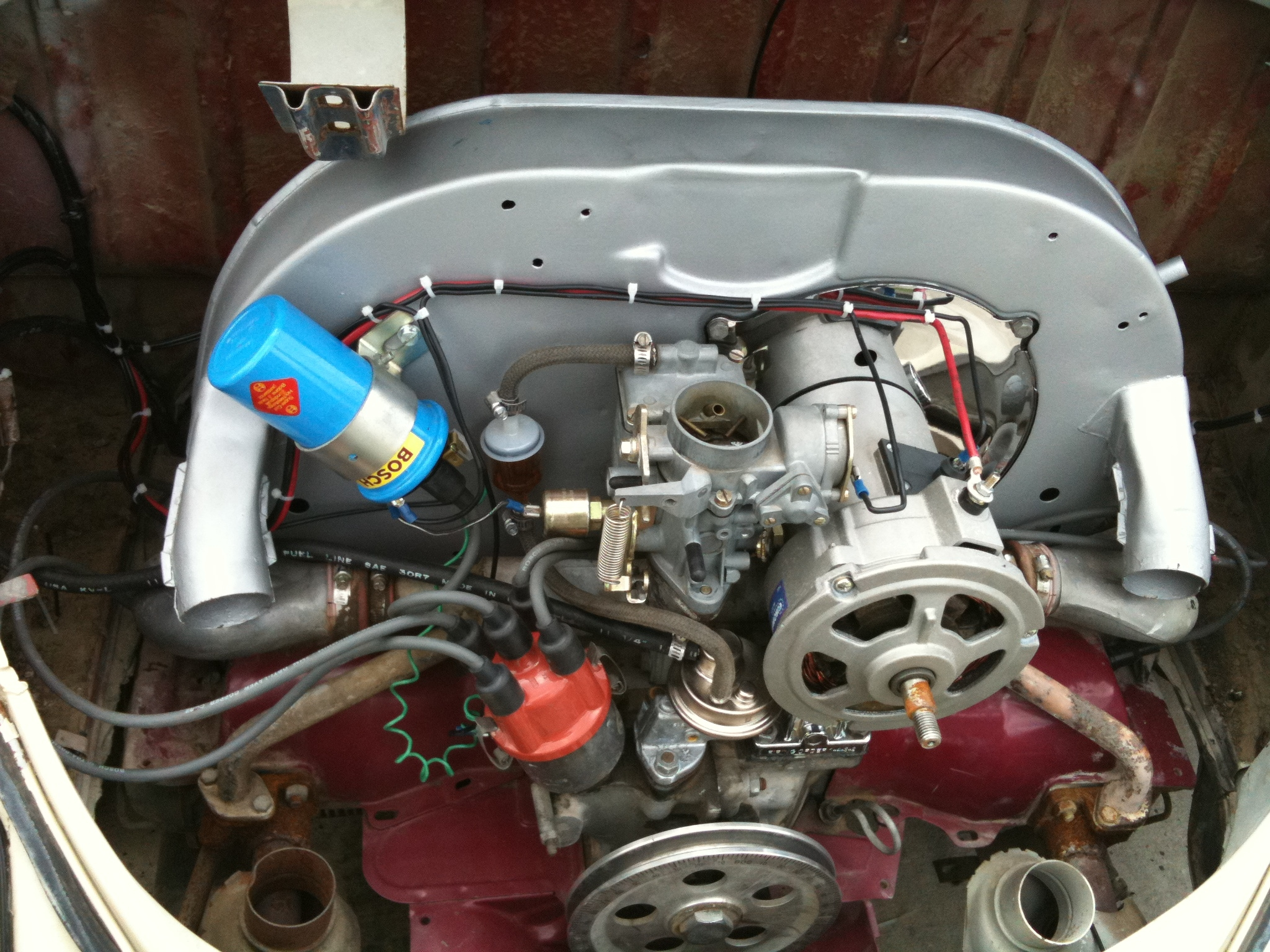 Mike1011 1970 Volkswagen Beetle Specs Photos Modification Info At Vw Bug Complete Wiring Harness 5620420314 Original