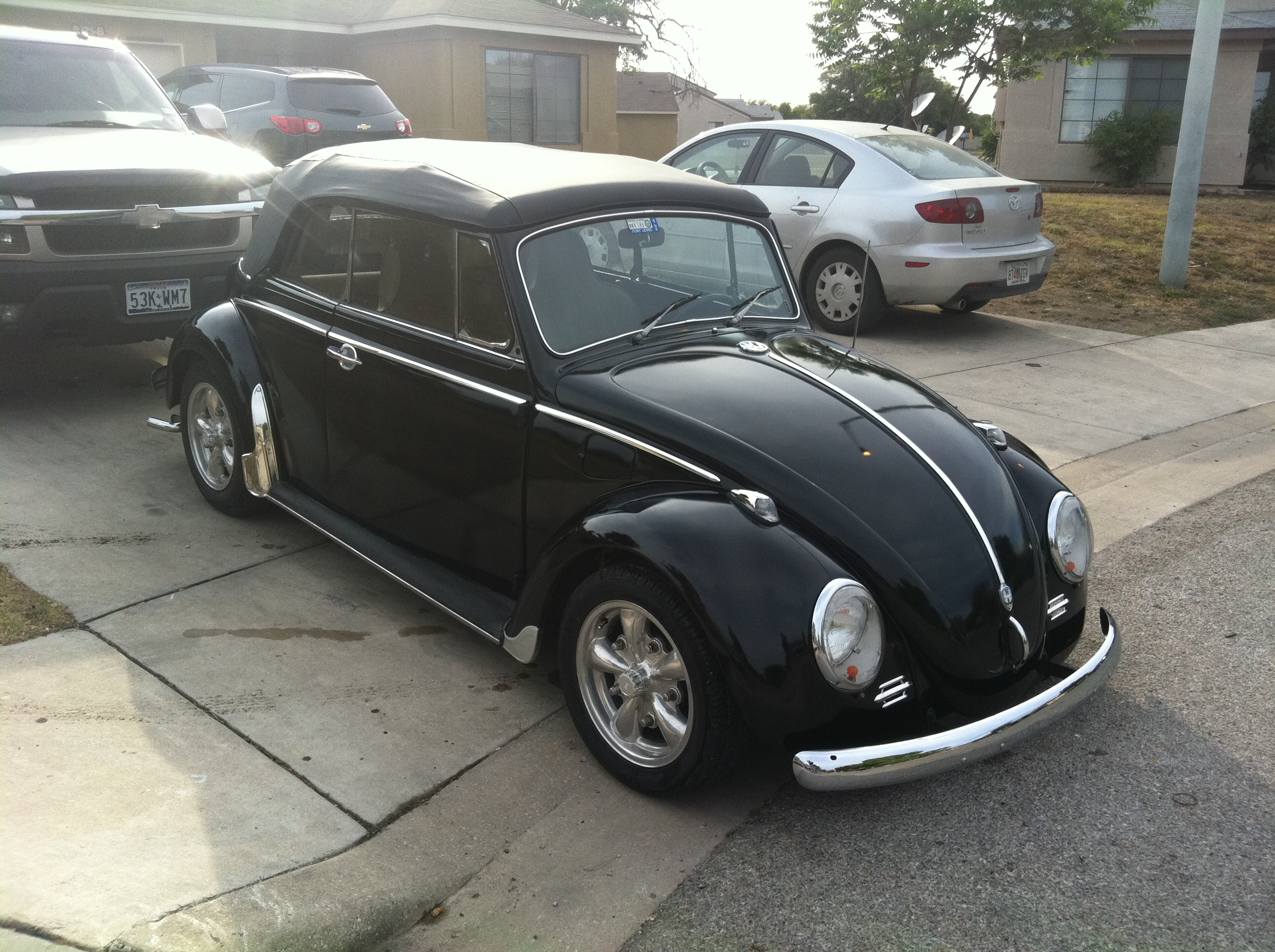 mike1011 1970 Volkswagen Beetle 3654898
