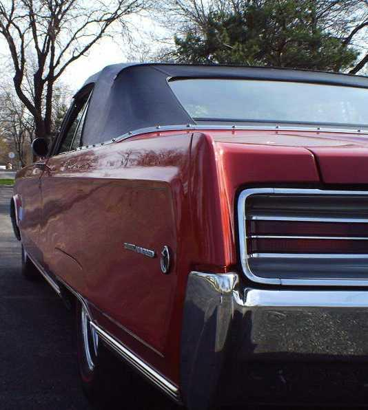 ToplessChrysler's 1968 Chrysler 300