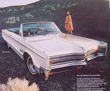 ToplessChrysler 1968 Chrysler 300 3658384