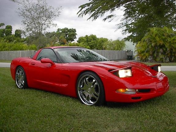 redpr98 1998 chevrolet corvette specs, photos, modification info