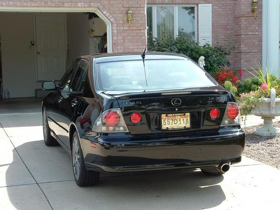 Another tomdlgns7 2004 Lexus IS post... - 3662261