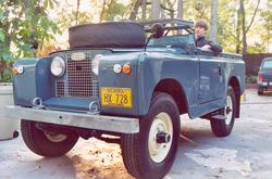 Chrisrogerss 1963 Land Rover Defender 90