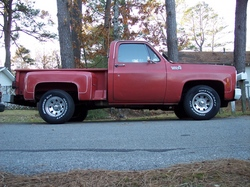 Cliffstas 1980 Chevrolet C/K Pick-Up