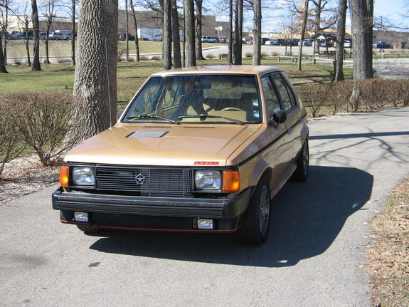 Another stargazer7467 1985 Dodge Omni America post... - 3666153