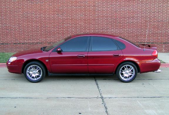 Another ridindachrome 2002 Ford Taurus post... - 3666537