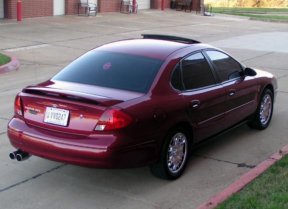 Another ridindachrome 2002 Ford Taurus post... - 3666540