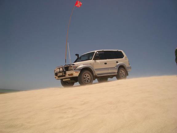 72GRUNT 1998 Toyota Land Cruiser