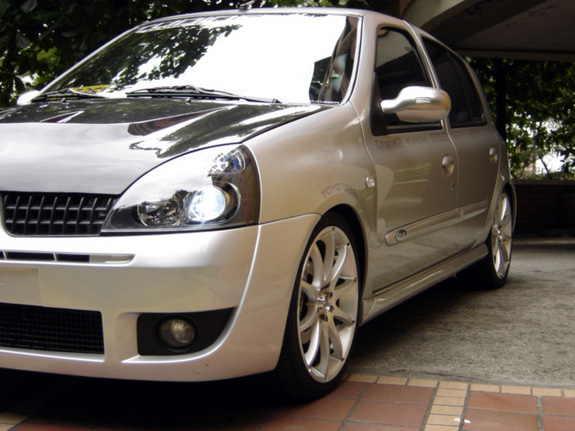 maotuned 2004 Renault Clio