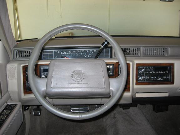 Another CadMan954 1992 Cadillac DeVille post... - 3681627