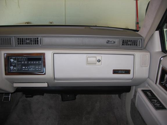 Another CadMan954 1992 Cadillac DeVille post... - 3681629