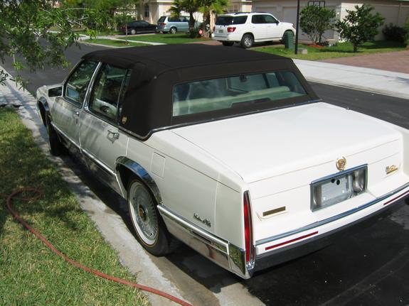 Another CadMan954 1992 Cadillac DeVille post... - 3681642