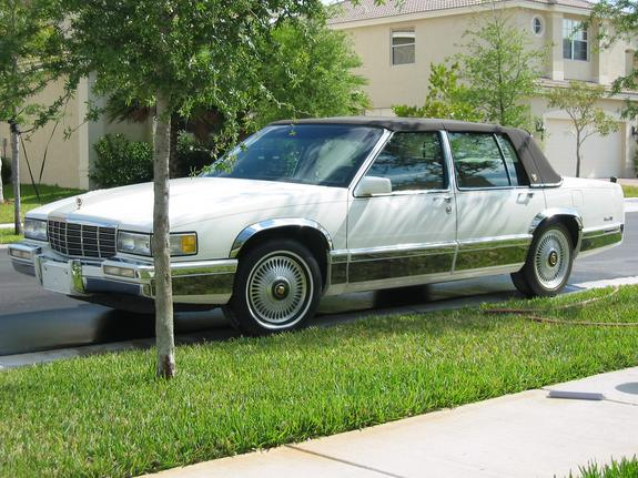 Another CadMan954 1992 Cadillac DeVille post... - 3681643