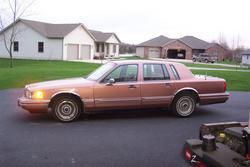 rodneyhalford 1992 Lincoln Town Car
