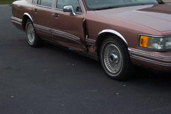 Another rodneyhalford 1992 Lincoln Town Car post... - 3682454