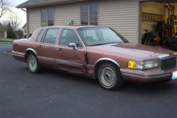 Another rodneyhalford 1992 Lincoln Town Car post... - 3682462