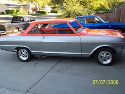 sick69sschevelles 1963 Chevrolet Nova