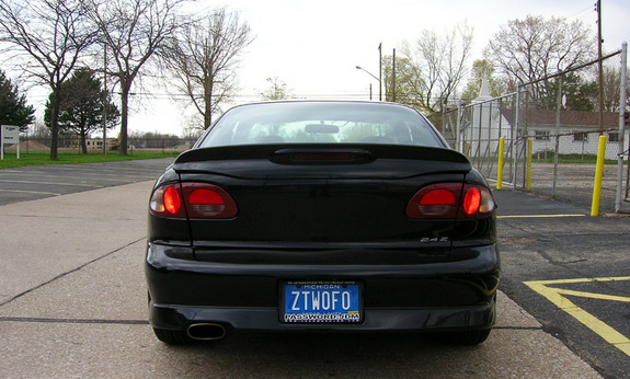 Another ztwofo 2001 Chevrolet Cavalier post... - 3688113