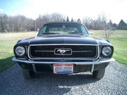 scizz 1968 Ford Mustang 3692468