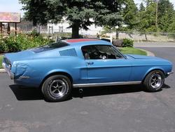 scizz 1968 Ford Mustang 3692475