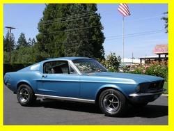 scizz 1968 Ford Mustang 3692480