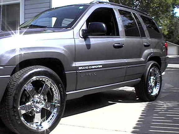 spikeyhaired4 2004 jeep grand cherokee specs photos modification info at cardomain. Black Bedroom Furniture Sets. Home Design Ideas