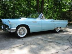 1957 Ford Thunderbird View All 1957 Ford Thunderbird At