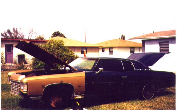 Another Cominclean 1973 Chevrolet Impala post... - 3695047