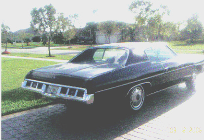 Another Cominclean 1973 Chevrolet Impala post... - 3695050