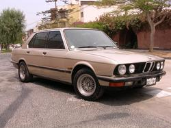 jpablopro2s 1983 BMW 5 Series