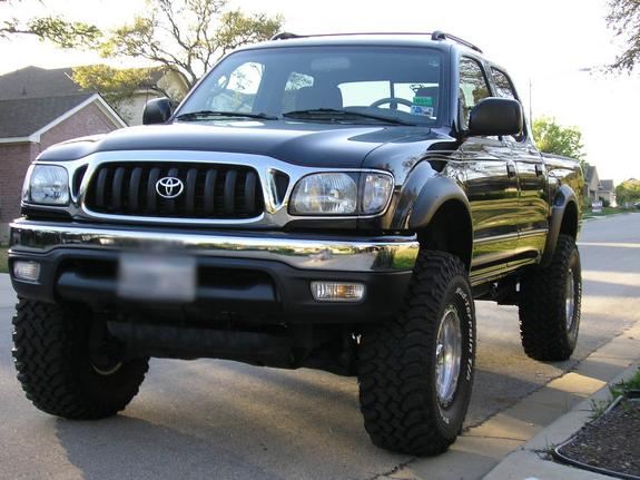 Body Lift For 2001 Toyota Tacoma