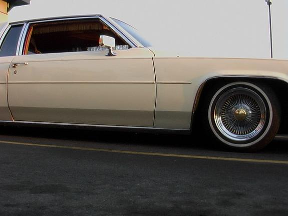 Another Mr_Bam 1984 Cadillac DeVille post... - 3702318