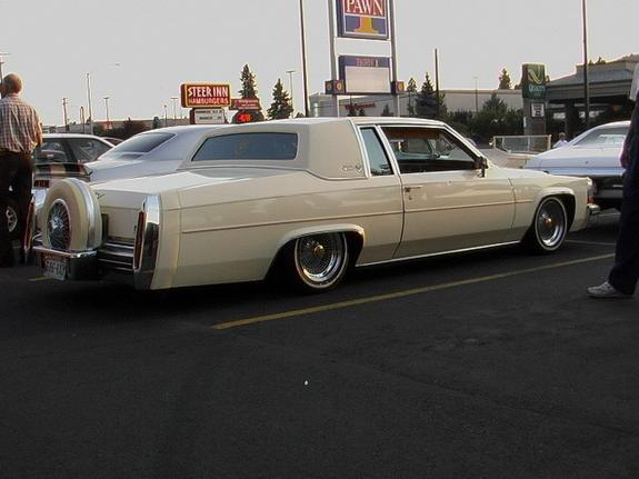 Another Mr_Bam 1984 Cadillac DeVille post... - 3702319