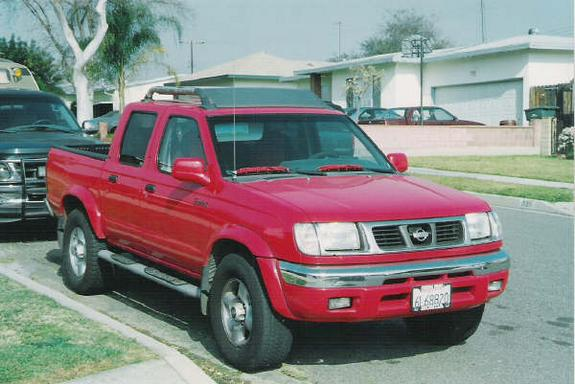 nd4speed42 2000 nissan frontier regular cab specs photos modification info at cardomain. Black Bedroom Furniture Sets. Home Design Ideas