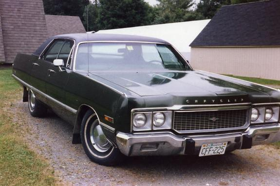 Bigcar17 1973 Chrysler Newport Specs Photos Modification